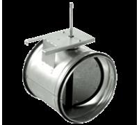 Дроссель-клапан DCGAr 100 (под электропривод, с уплотнителем)