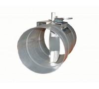 Дроссель-клапан ДКК 100 S
