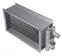 Водяной канальный нагреватель WHR 300х150-2