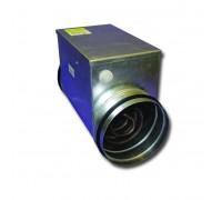 Электрический канальный нагреватель ЕОК 100-0,3-1
