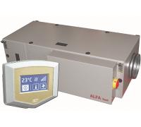 Вентиляционная установка ALFA-C-05ES-DP-2
