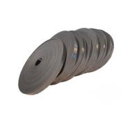 Лента уплотнительная межфланцевая 5х15мм (L=10м, черная)