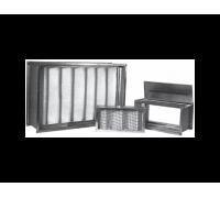 Фильтр кассетный 300х150 (корпус)