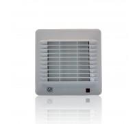Вентилятор EDM 100C (белый, автомат. жалюзи)