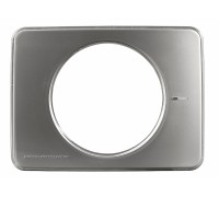 Лицевая панель Fresh Intellivent Silver (серебристая)