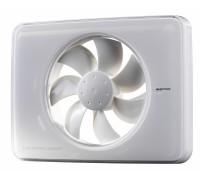 Вентилятор накладной FRESH Intellivent White (белый)