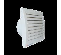 Вентилятор ММ 100 квадратный (белый)