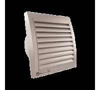Вентилятор ММ 100 квадратный (серый)