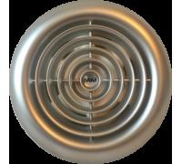 Вентилятор ММ 100 круглый (серый)