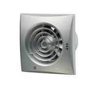 Вентилятор Vents Квайт 100 алюминиевый лак
