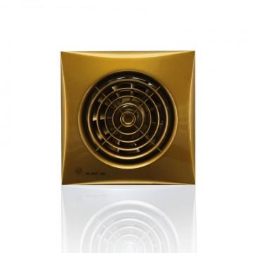 Вентилятор Silent 100 CZ Gold (золото)