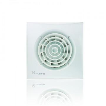 Вентилятор Silent 100 CZ (белый)