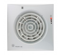 Вентилятор Silent 100 CHZ Visual (датчик влажности и таймер)