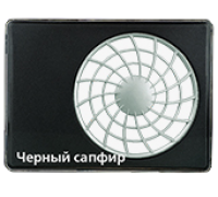 Панель для вентилятора iFan (АЙФАН) черный сапфир